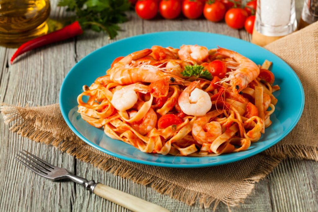 Events & Experiences in Miami - Shrimp & Scallop Fettuccine Cooking Demo